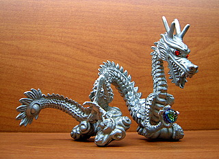 Pewter Dragon 6