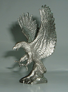 Pewter Eagle 2