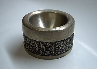 Pewter Egg Cup 2
