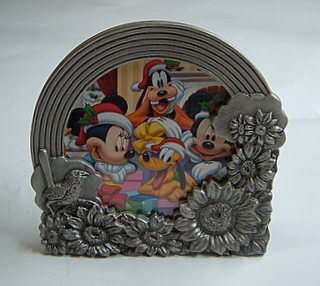 Pewter Picture Frame