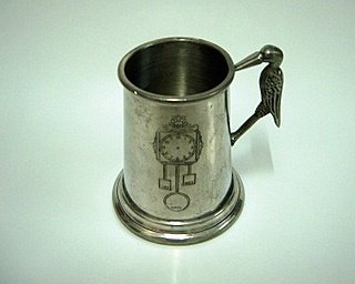 Pewter Tankard - Small 2