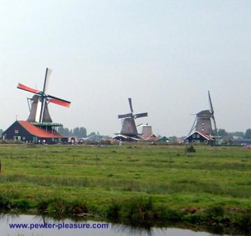 Zaanse Schans Windmill 2