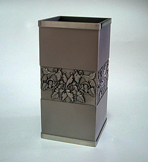 Pewter Caddy 5